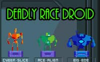 Deadly Race Droid