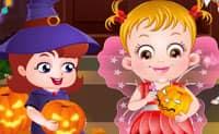 Baby Hazel Halloween
