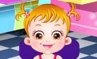 Baby Hazel Science Fair